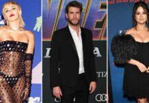 Miley Cyrus Licked A Pen*s Cake On Liam Hemsworth's Birthday & Lost Hotel Transylvania To Selena Gomez