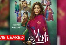 Mimi Starring Kriti Sanon & Pankaj Tripathi Leaked Online Ahead Of Its Netflix Release
