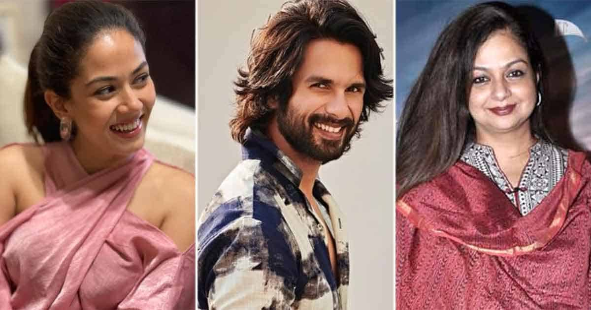 Mira Kapoor Captures The Drama At Home, Shares Video Of Neelima Azeem Lecturing Shahid Kapoor For Always Being On The Phone