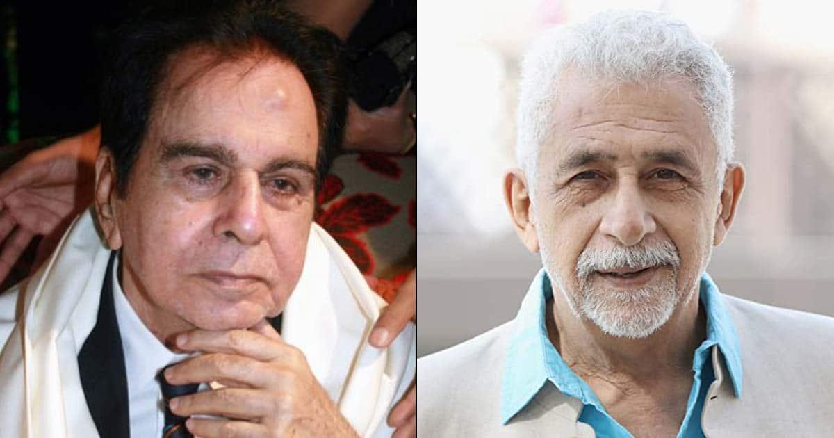 Naseeruddin Shah Says Dilip Kumar 'Didn't Do Enough For Cinema'