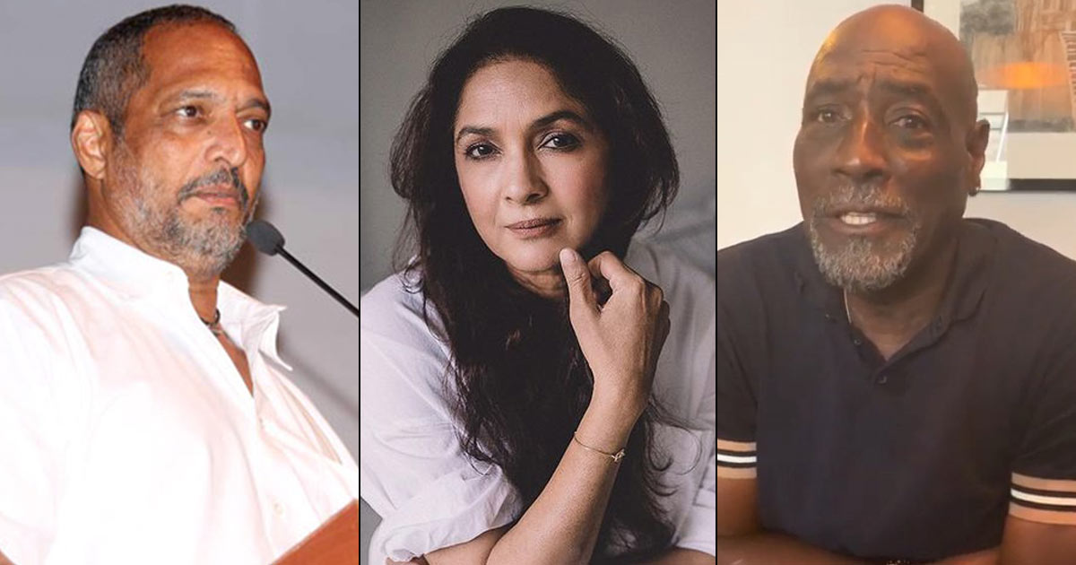 Neena Gupta Gives Epic Reply When Vivian Richards Was Compared To Nana Patekar In This Old Video