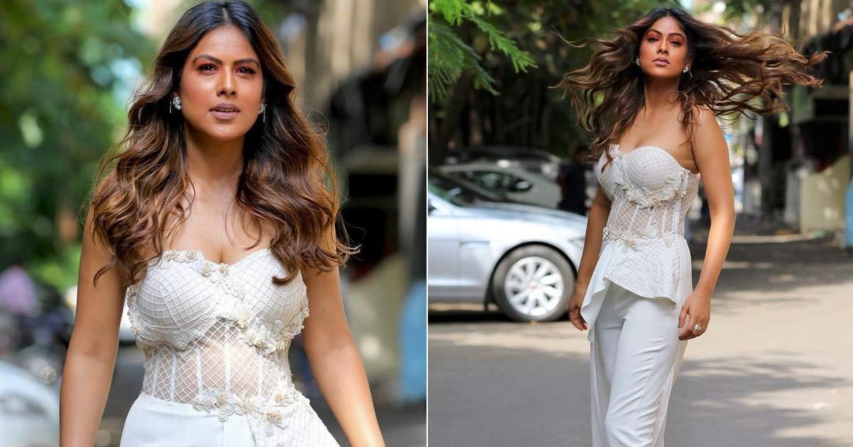 Nia Sharma: Hair flip is a different high