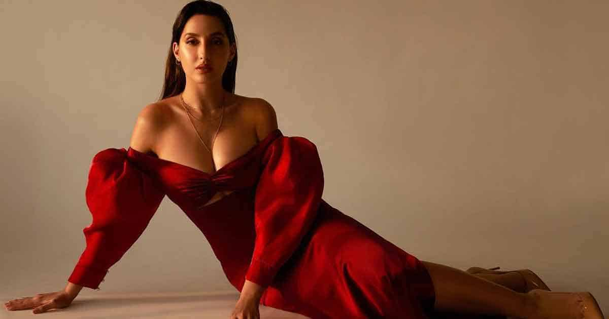 Nora Fatehi celebrates 30 Million on Instagram with sultry exclusive pictures on beach