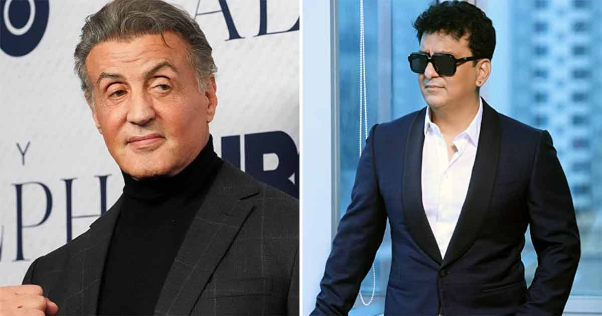 On Sylvester Stallone's birthday today, let's look at this video of him praising his only Indian producer Sajid Nadiadwala!