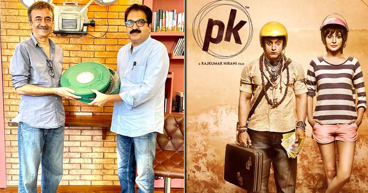 Aamir Khan Starrer 'PK' Hits Another Milestone, Enters The National Film Archives of India