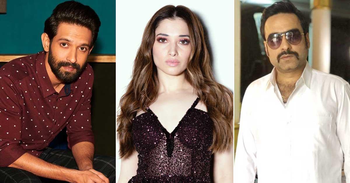 OTT over Bollywood?  Pankaj Tripathi, Vikrant Massey, Tamannaah Bhatia and others speak!