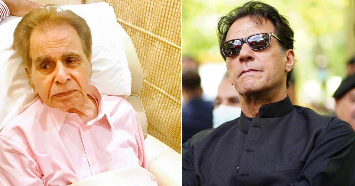 Pakistan Prime Minister Imran Khan Pays Tribute To Dilip Kumar