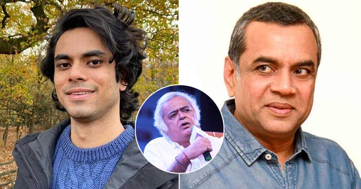 Paresh Rawal has revealed that he does not have enough money to launch his son Aditya, Hansal Mehta, who is currently working with 1992 scammers.