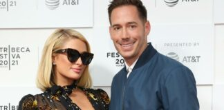 Paris Hilton Allegedly Pregnant With First Child With Fiancé Carter Reum
