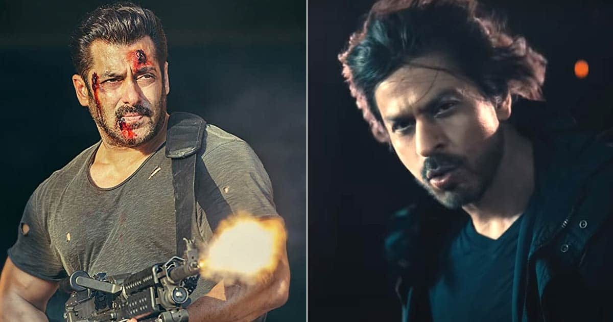 Salman Khan Led Tiger 3, Shah Rukh Khan's Pathan will cross again and is happening sooner than expected?