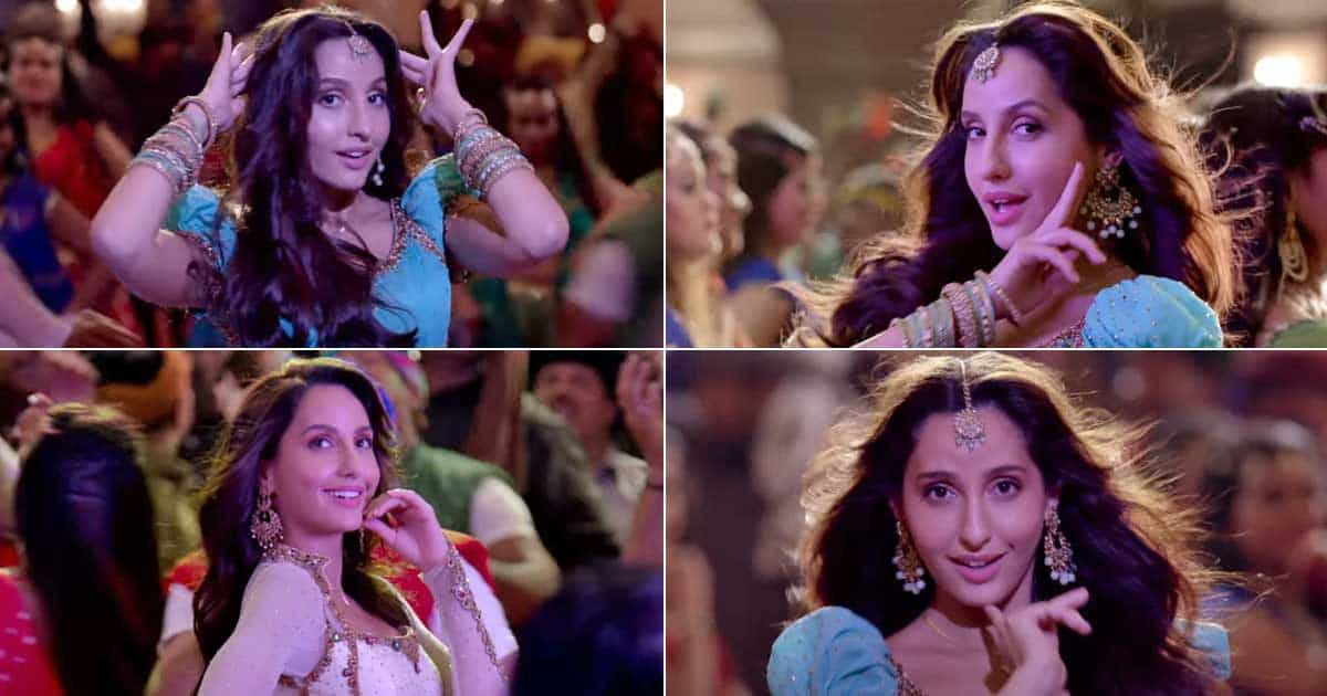 Nora Fatehi's Zaalima Coca Cola From Bhuj: The Pride Of India Out! Moroccan Beauty Aces Desi Beats, Sets Stage On Fire…Yet Again