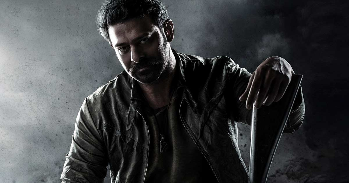 Prabhas To Shoot For A Bang-On Mid Point Sequence For Salaar