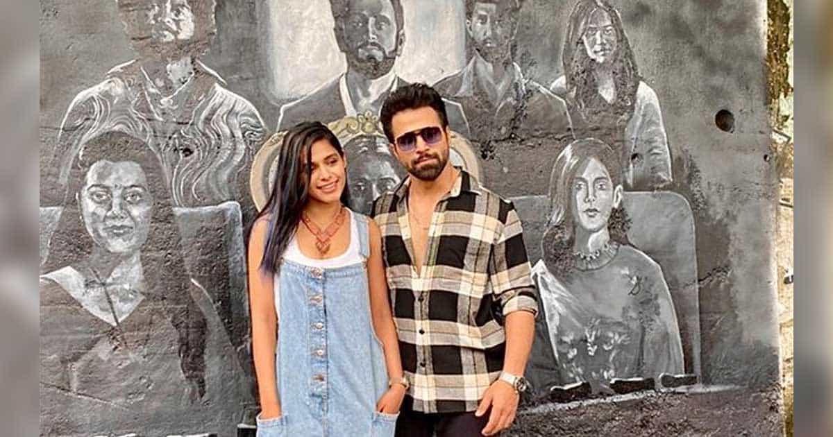 Pranati Rai Prakash Opens Up About Her 'Cartel' Role