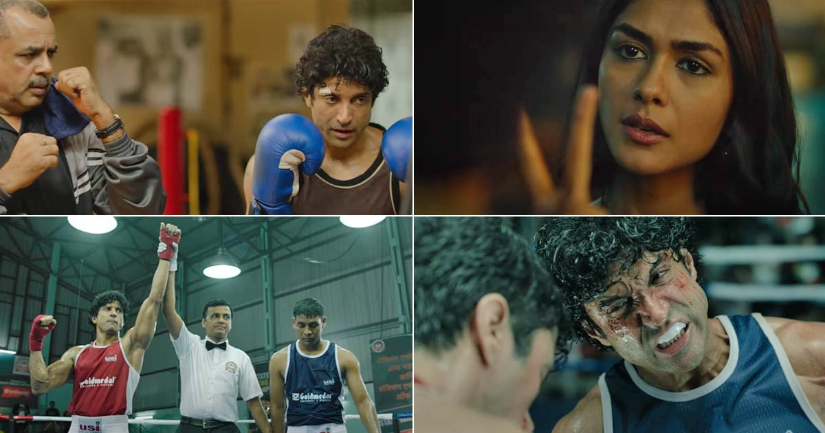 PRESENTING 'TODUN TAAK' THE FIRST SONG FROM AMAZON PRIME VIDEO'S TOOFAAN THAT WILL INSPIRE THE FIGHTER IN YOU