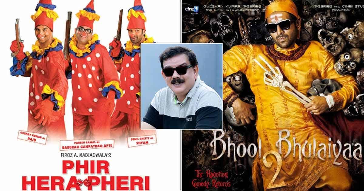 Priyadarshan On Why Didn't Direct Phir Hera Pheri & Bhool Bhulaiyaa 2