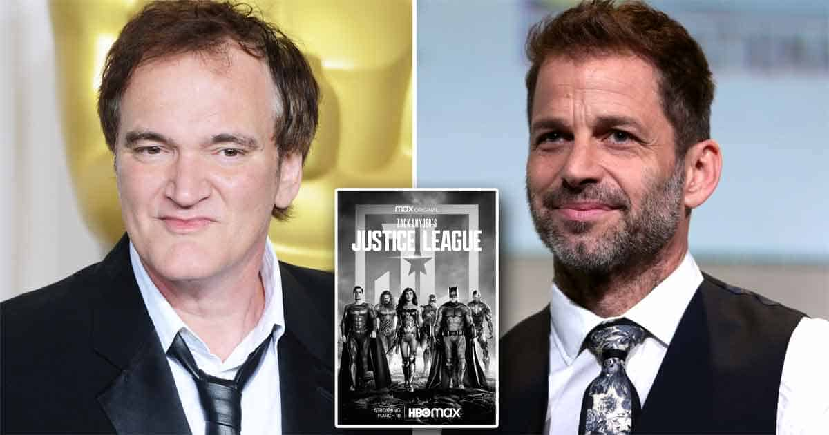 Zack Snyder's Justice League Has Left Quentin Tarantino Curious