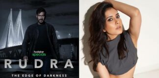 Raashii Khanna 'excited and nervous' for her 'Rudra' shoot
