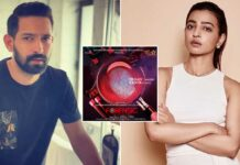 Radhika Apte, Vikrant Massey to star in thriller 'Forensic'