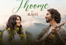 Rahi's new song 'Jhoome' aims to 'capture the true essence of Kashmir'