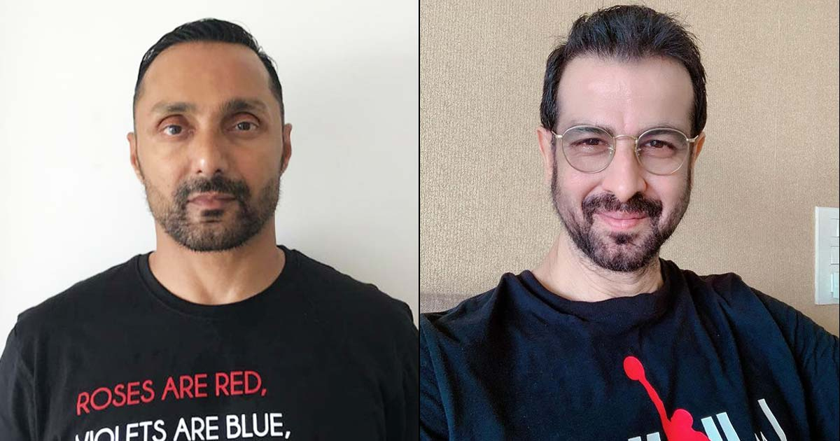 Rahul Bose, Ronit Roy motivate fans to work harder on fitness