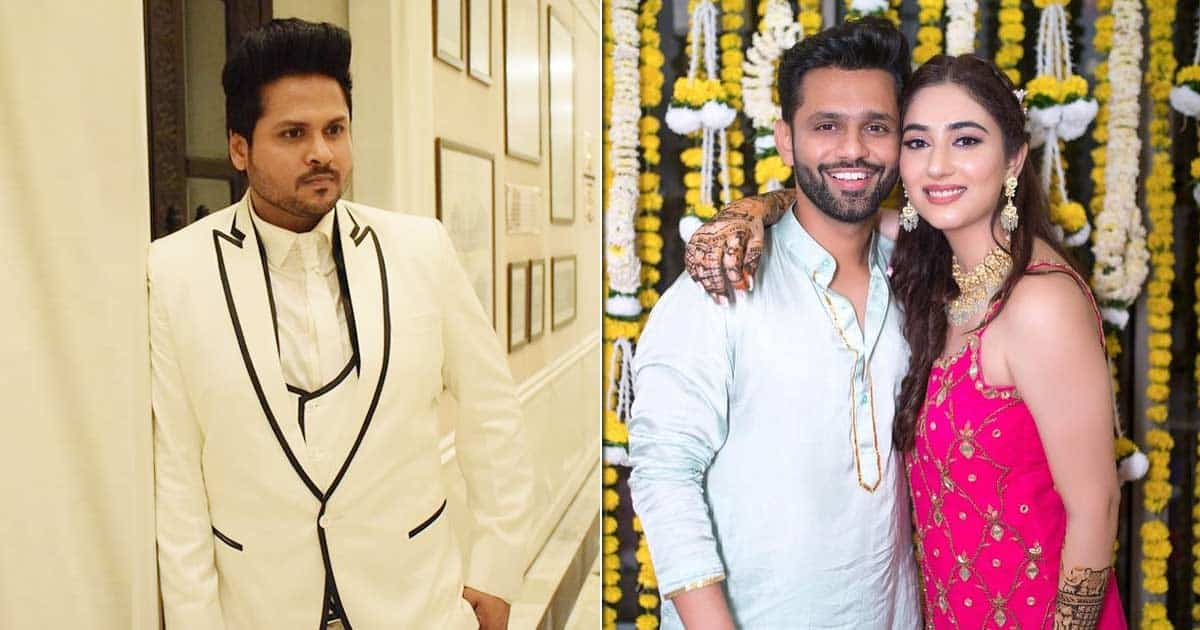 Rahul Vaidya-Disha Parmar wedding: Choreographer Sumit Khetan spills a few beans