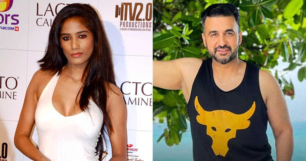 Is Raj Kundra 'Mastermind' behind * the racket?  Poonam Pandey reported that he presented the case to the Bombay High Court
