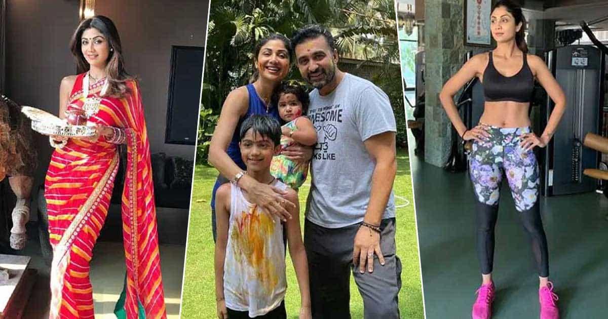 Raj Kundra & Shilpa Shetty's Luxurious Seaside Rs 100 Crore Bungalow 'Kinara' Reflects The Grand Life The Couple Lives