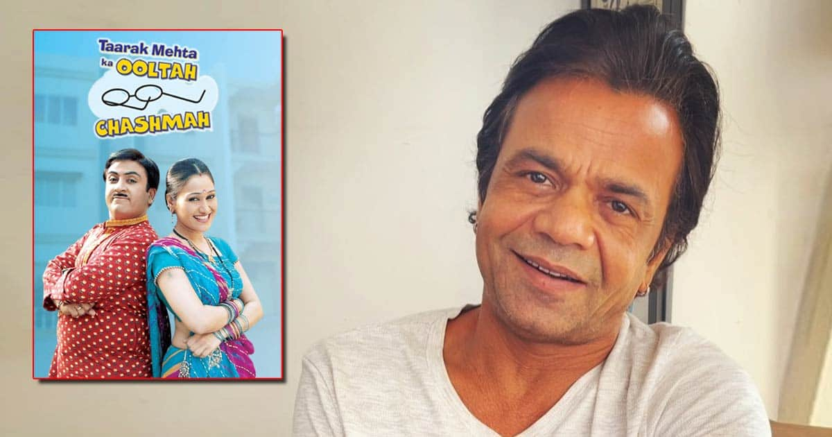 Rajpal Yadav On Rejecting Jethalal's Character In Taarak Mehta Ka Ooltah Chashmah