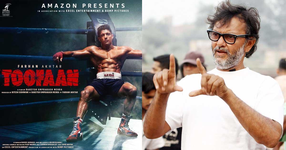 "Rakeysh Omprakash Mehra On 'Toofaan' OTT Release: ""It Will Be Seen In 86 Million Households"" - Read On"