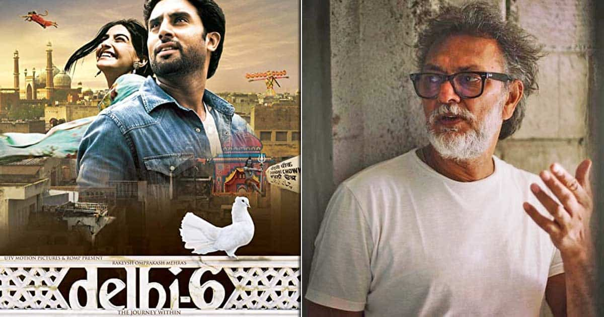 """Rakeysh Omprakash Mehra Reveals He Sought Comfort In Alcohol After Delhi 6 Flopped At The Box Office: """"I Wanted To Sleep & Never Get Up"""""""