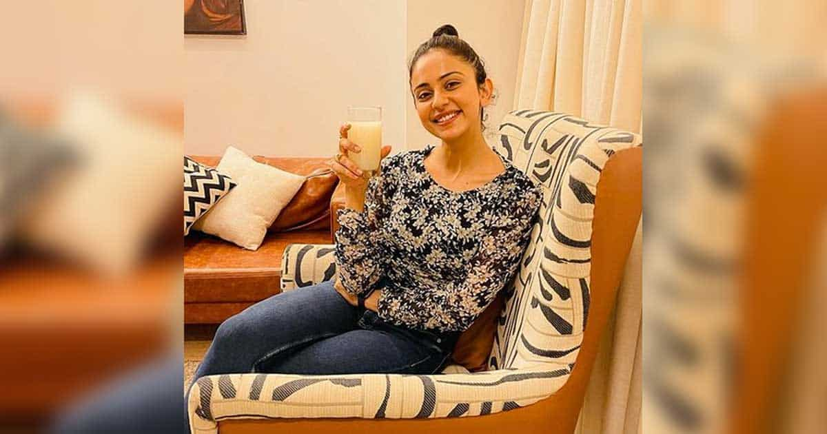 Rakul Preet Singh Gives A Glimpse Of A Day In Her Life To Her Fans - Watch
