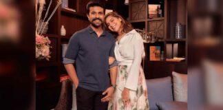 Ram Charan has a birthday wish for wife Upasana