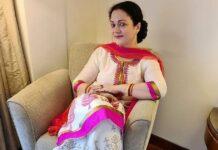 Ram Teri Ganga Maili Fame Mandakini Is All Set To Return To Acting
