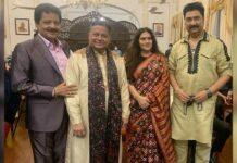 Ramayan's Dipika Chikhlia, Singers Udit Narayan, Kumar Sanu & Anup Jalota Bestowed 'Made In India Icons 2021' Award