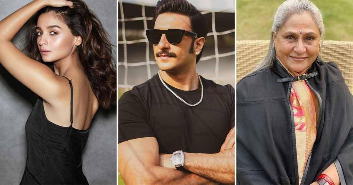 Karan Johar's Next With Ranveer Singh & Alia Bhatt Will Also Have Jaya Bachchan?