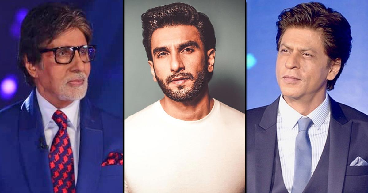 Ranveer Singh Joins The Likes Of Amitabh Bachchan & Shah Rukh Khan As Quiz Show Host On Television