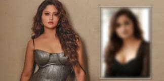 Rashami Desai Is Raising Hotness Bar As She Flaunts Her Hourglass Figure With A Plunging Neckline In A Sultry Photoshoot - See Pics