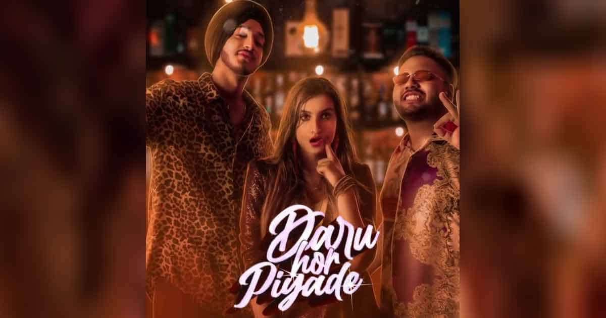 Rashmeet Kaur, Deep Kalsi drop new track 'Daru hor piyade'