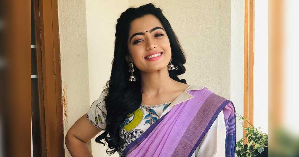 Rashmika Mandanna Wanted Her Mumbai House To