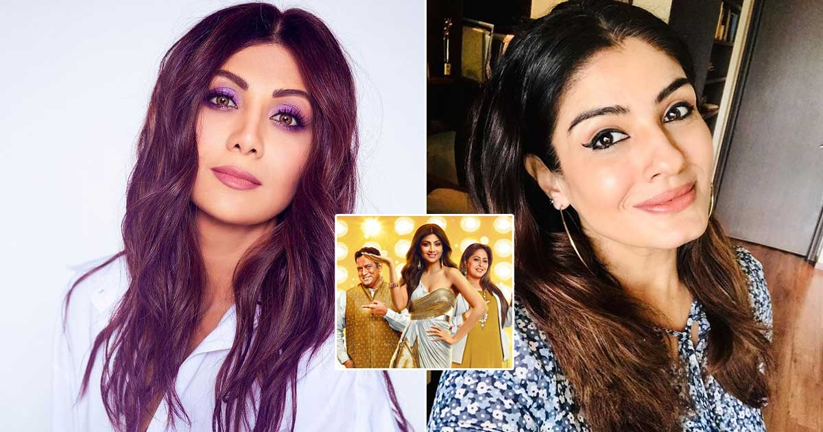 Super Dancer 4 Makers Want To Replace Shilpa Shetty Amid Raj Kundra Controversy But Raveena Tandon Denies The Offer?