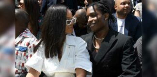 Rihanna & A$AP Rocky Look 'Very Happy And In Love' While On A Romantic Getaway To Miami