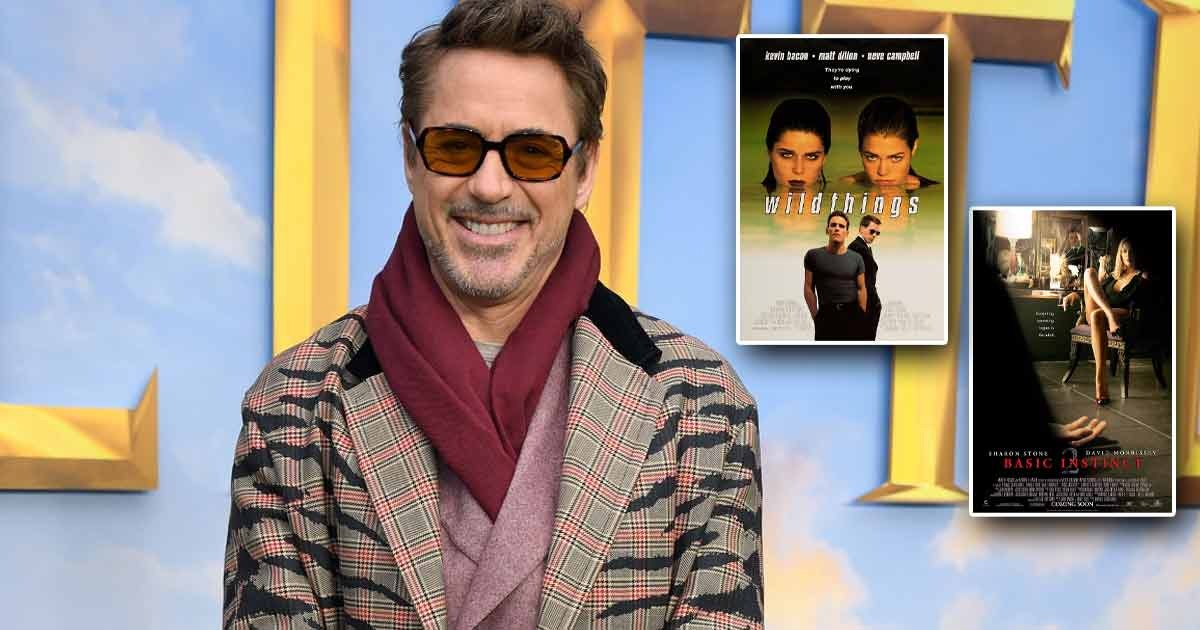 From Say Anything… To Melinda And Melinda & America's Sweethearts Take A Look At The Films Robert Downey Jr Was Replaced In & Why
