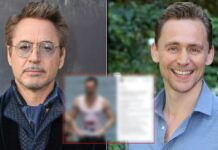 Robert Downey Jr Cryptically Teasing Tom Hiddleston With Taylor Swift's Initials Back In The Day Is Too Hilarious To Miss - Deets Inside