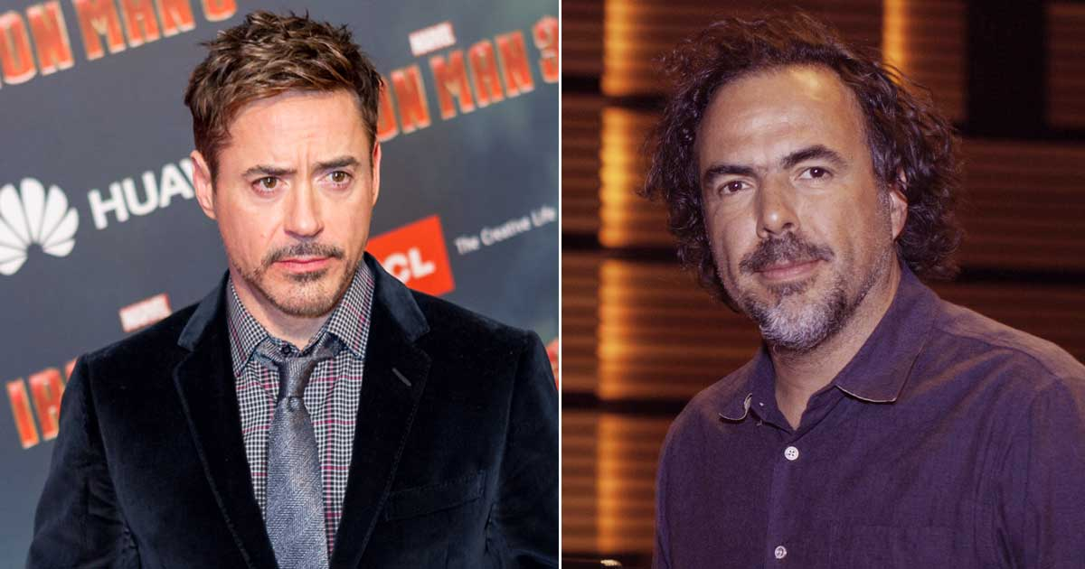 """Robert Downey Jr. was named an AKA Iron Man racist once he was called the """"Genocide of Culture"""" in front of superhero movies."""