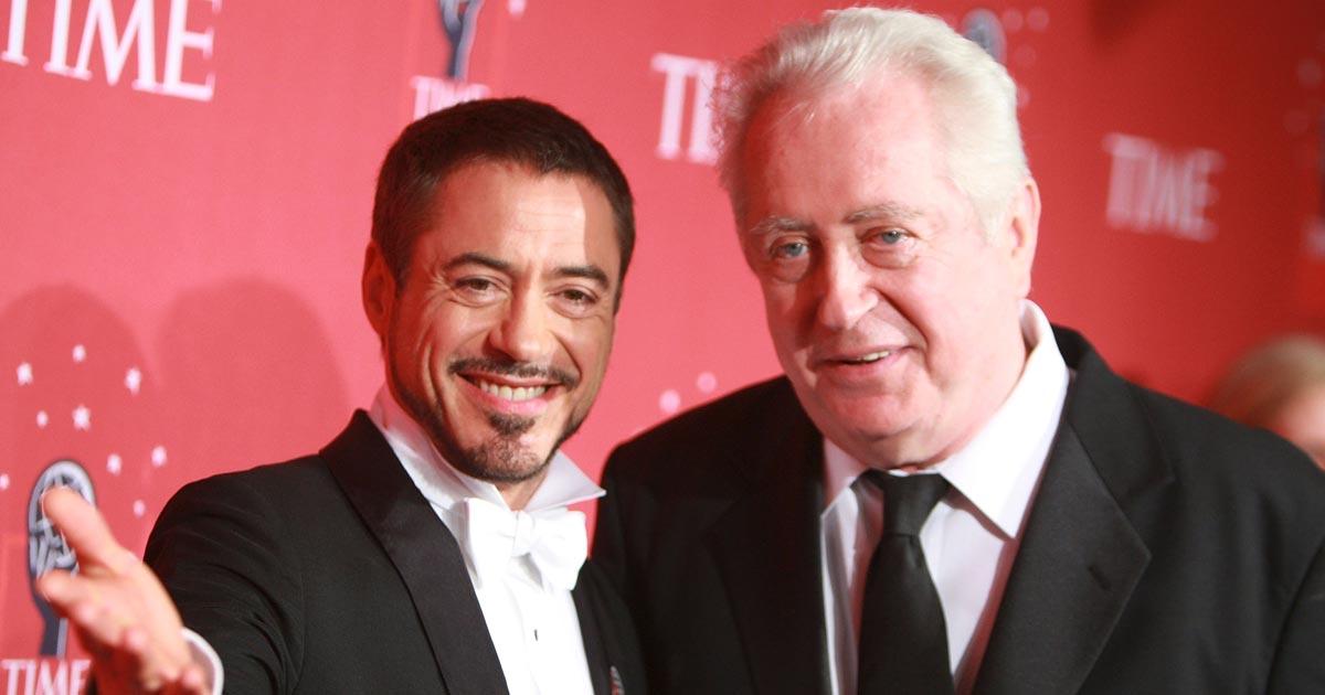 Robert Downey Jr's Father Robert Downey Sr Dies