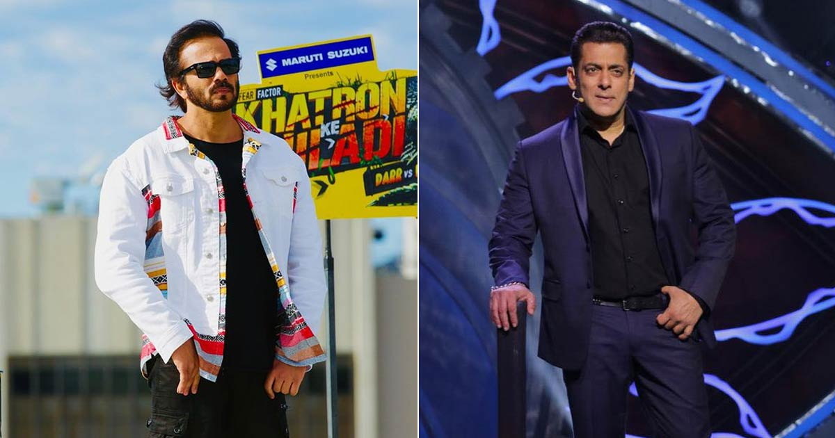 Rohit Shetty Explains Why Salman Khan Lies Down In Bigg Boss