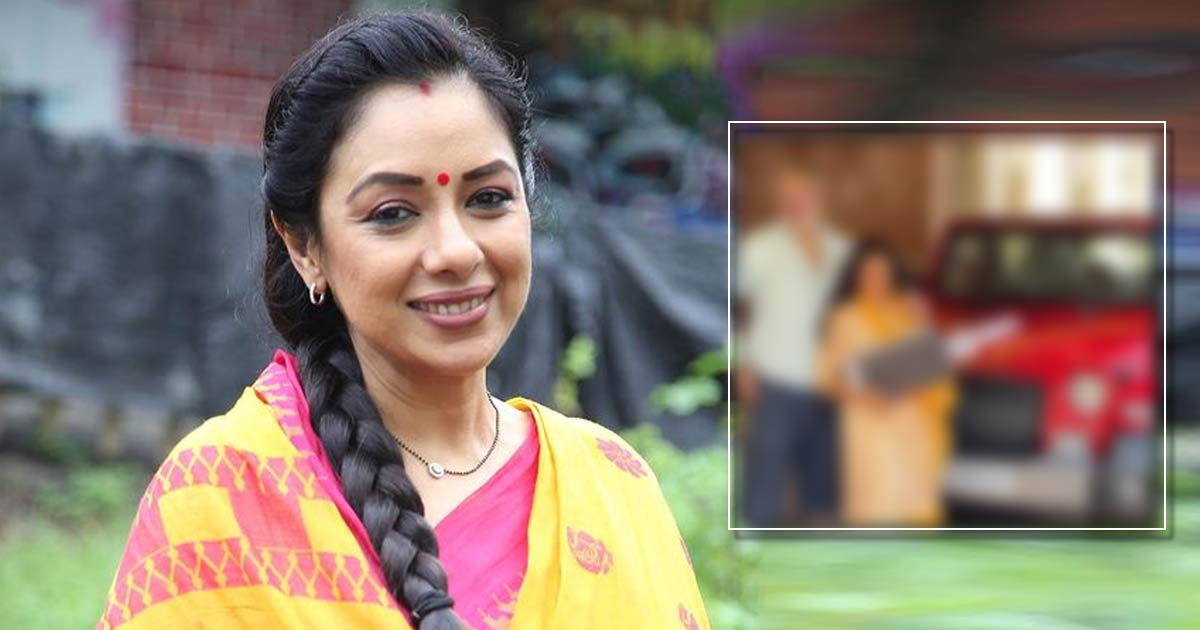 Rupali Ganguly Buys A New Car & Her Instagram Picture Is Proof Of Her Excitement