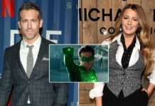 Ryan Reynolds Yet Again Disses At Green Lantern & The Label Is Weird