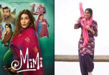 Sai Tamhankar learnt Urdu for her role in 'Mimi'