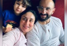 Saif Ali Khan Once Reveals Kareena Kapoor Khan Was Upset With Him For Inadvertently Reveals Taimur's Photo